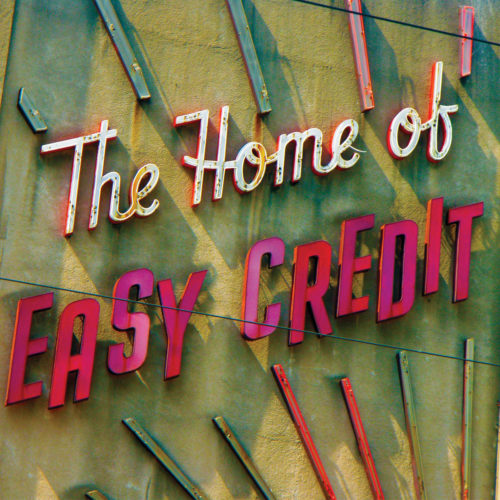 The Home of Easy Credit