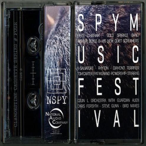 Clandestine Cassette Series # Four