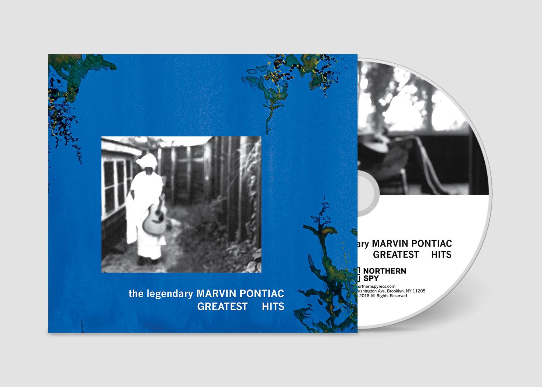 The Legendary Marvin Pontiac – Greatest Hits