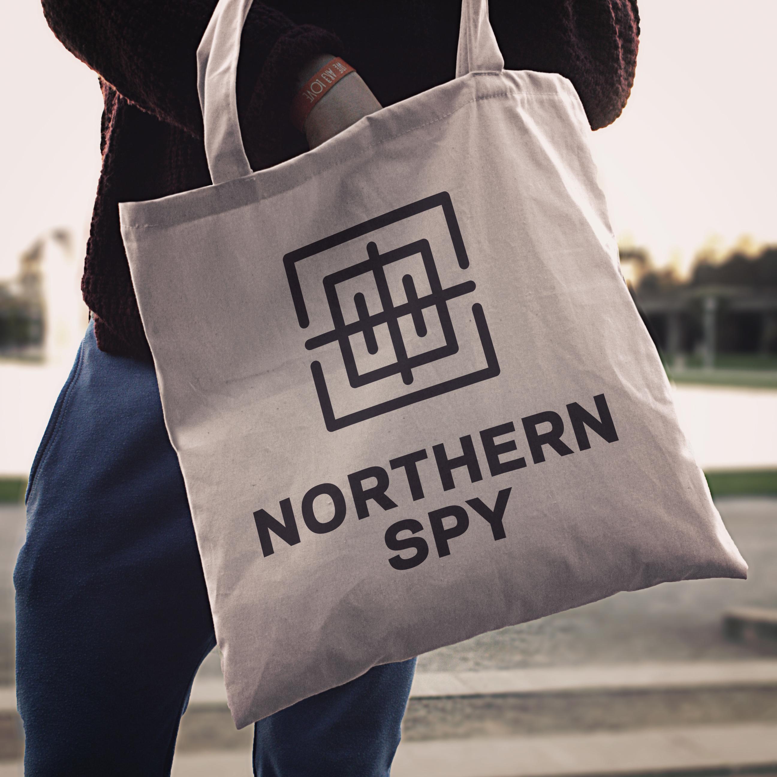 41ddeec23c5 NSPY Logo Tote Bag